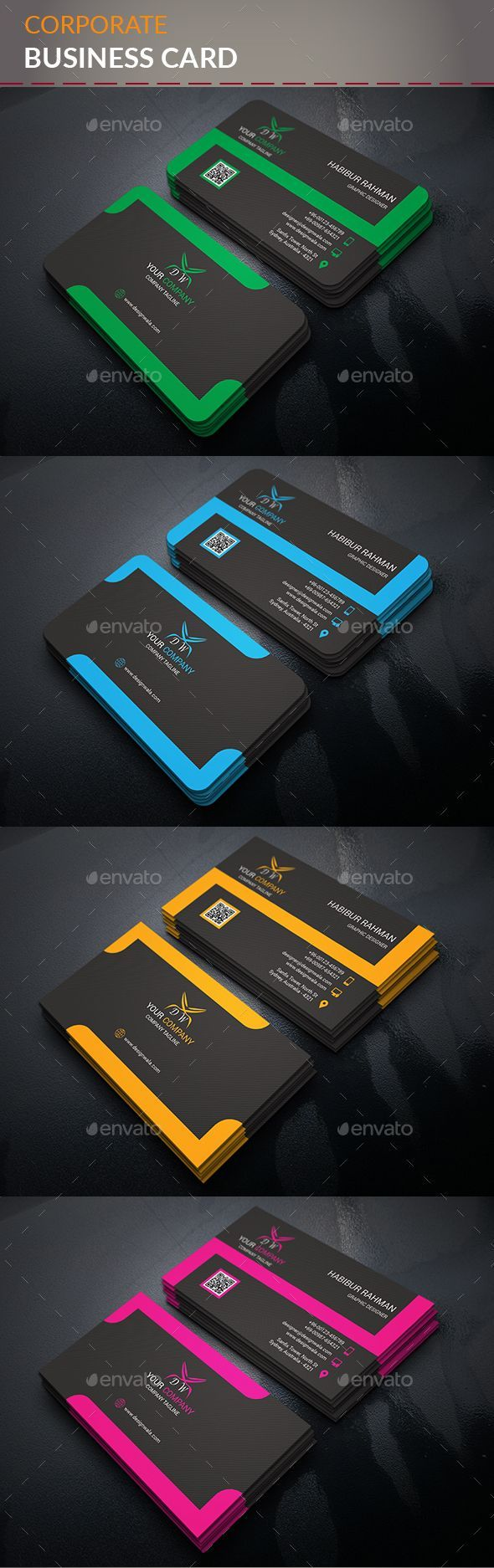 9365 best professional business cards images on pinterest business corporate business card corporate business cards download here httpsgraphicriver reheart Images
