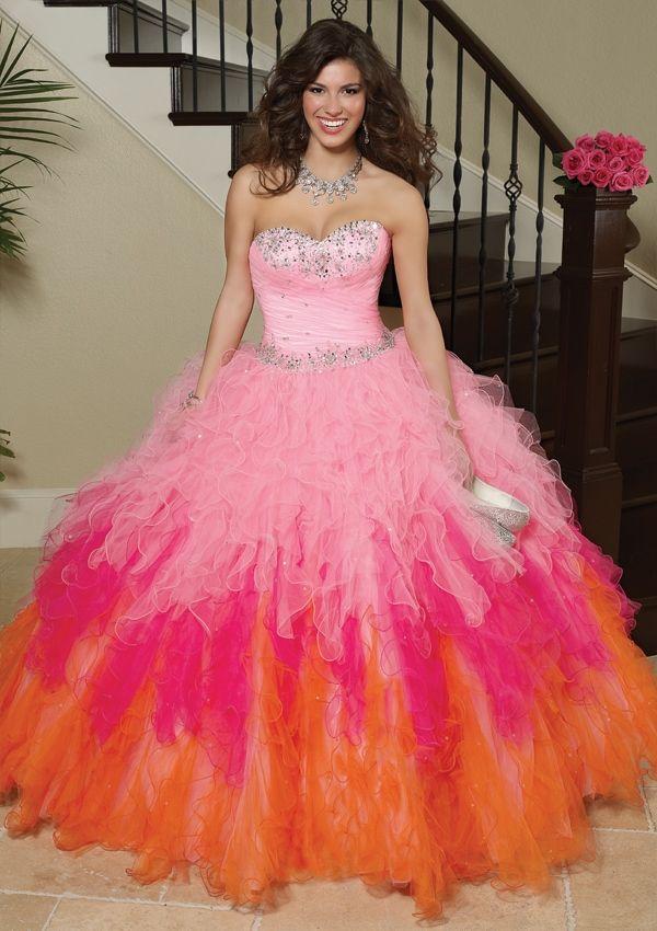 56 best Vestidos de 15 años images on Pinterest | Classy dress ...