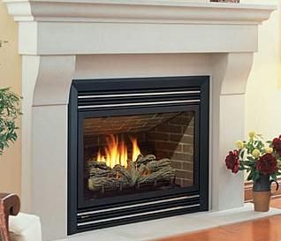 1000 Ideas About Gas Fireplace Mantel On Pinterest Gas Fireplaces Fireplace Update And