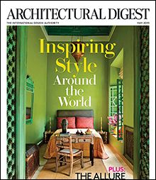 Architectural Digest May 2015