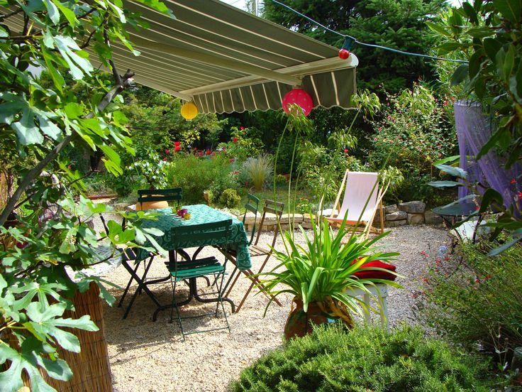 24 les meilleures images concernant mon jardin sur pinterest mars cr me et banquettes - Terrasse surplombant mon jardin metz ...
