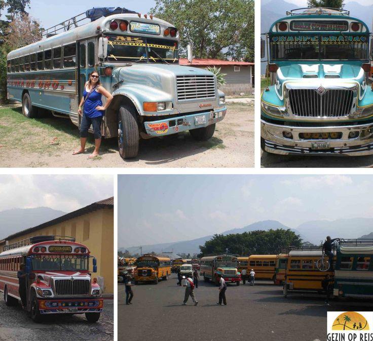 Ride the Chickenbus 5 onmisbare vakantie ervaringen in midden-amerika