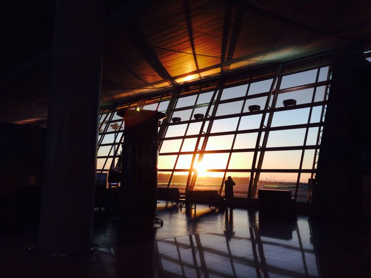 Incheon International Airport.