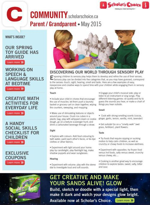 FlipSnack | Scholar's Choice Newsletter- Parent/Grandparent (May 2015) by Scholars Choice