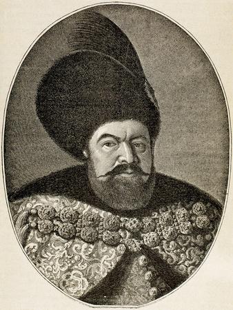 Stephen I Bathory, 1533-1586, King of Poland