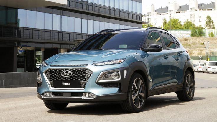 2018 Hyundai Kona pricing announced: Compact SUV starts at $20,385