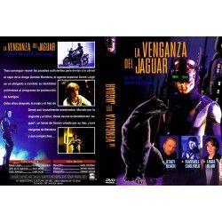 LA VENGANZA DEL JAGUAR, David DeCoteau,Maxwell Caulfield, Stacy Keach, Linda Blair, Trevor Goddard, 1996 - Un policía se entrena en artes marciales para convertirse en un superhéroe y acabar con los asesinos de su mujer e hijo.