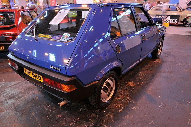 Fiata flat strada – 1982