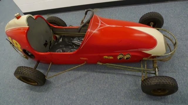 Racecraft quarter midget young naked