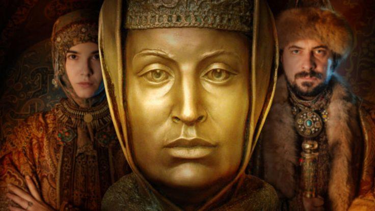 Για πρώτη φορά στην ιστορία του ρωσικού κινηματογράφου και της τηλεοπτικής βιομηχανίας αφιερώνεται μια ολόκληρη ιστορική σειρά για την Ελληνίδα αυτοκράτει