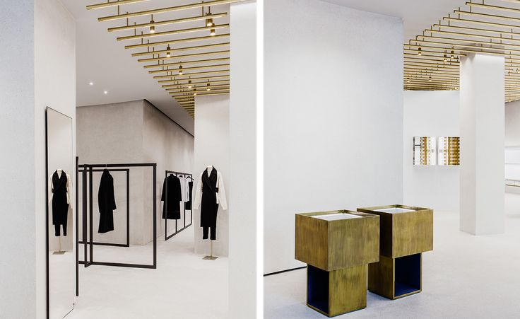 Jil Sander's minimalist refurbishment of Berlin showroom | Wallpaper*