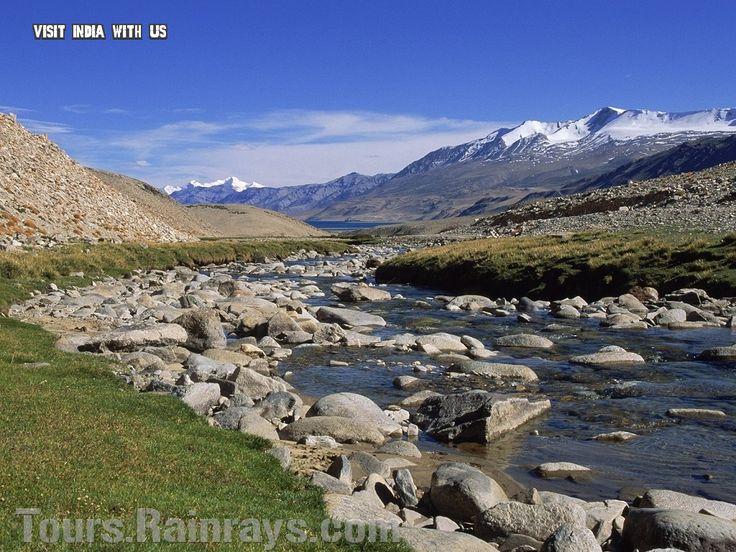 Tourist Attraction India: Ladakh Tourism India   river