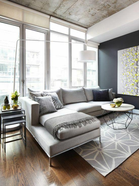 Fresh Modernes Wohnzimmer gestalten leicht gemacht