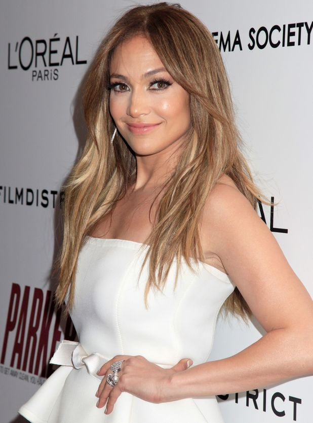 jennifer lopez on the floor hair | Jennifer Lopez, Parker cinema society screening, New York, 23rd ...