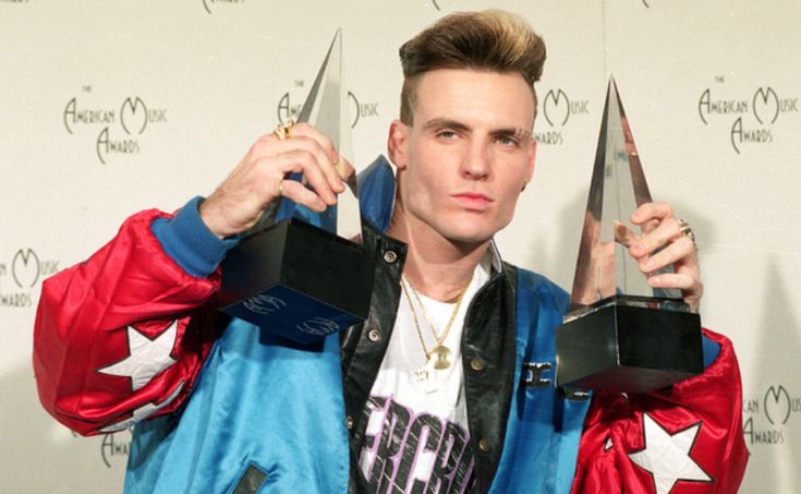 Vanilla Ice Arrested For Burglary, Twitter Has A Field Day