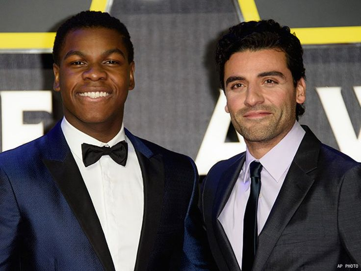 Star Wars Actor Hints Gay Romance May Actually Happen After All