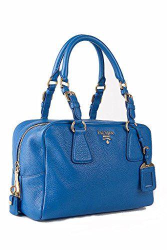 Prada Pebbled Leather Shoulder Bag Tote Prada http://www.amazon ...