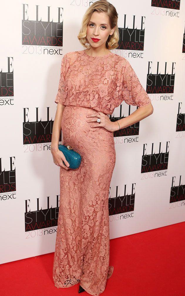 Peaches Geldof Pregnancy #Dress style