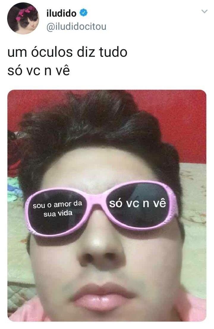 Só Vc Não Vê Kkk Zueira Memes Crush Memes E Funny Memes