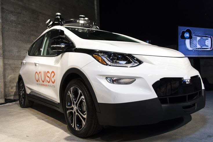 Expect GM Cruise self-driving vehicles to arrive in quarters not years