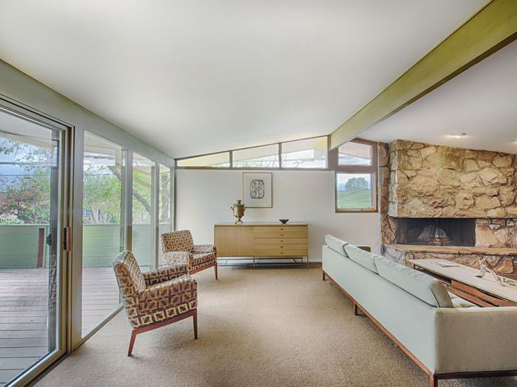 This Mid Century Modern Denver Colorado Home Was On The Market But I Think It Was