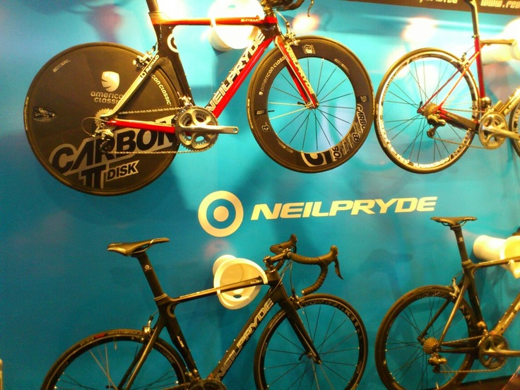 NEILPRYDE Display by Festibike in Spain and Portugal
