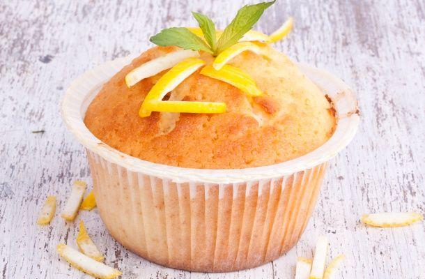 Pillekönnyű túrós, citromos muffin: 20 perc alatt kész | femina.hu