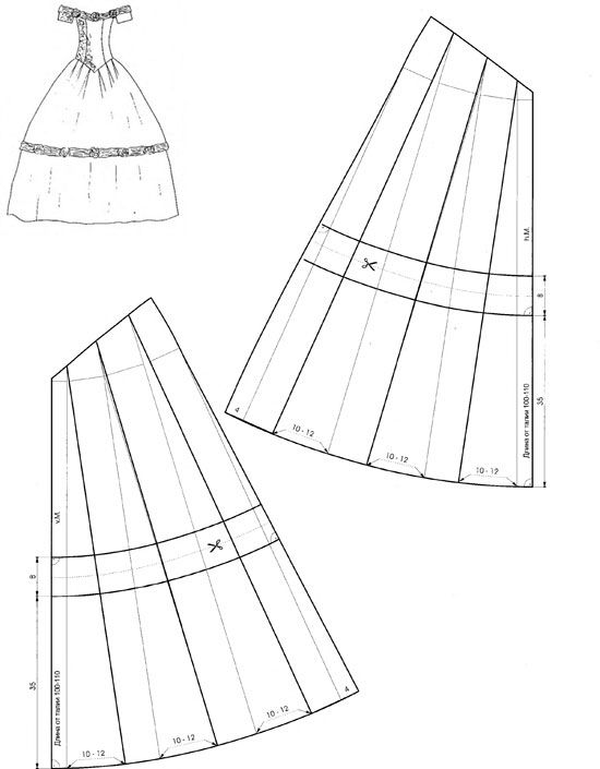 bottom-sukienka