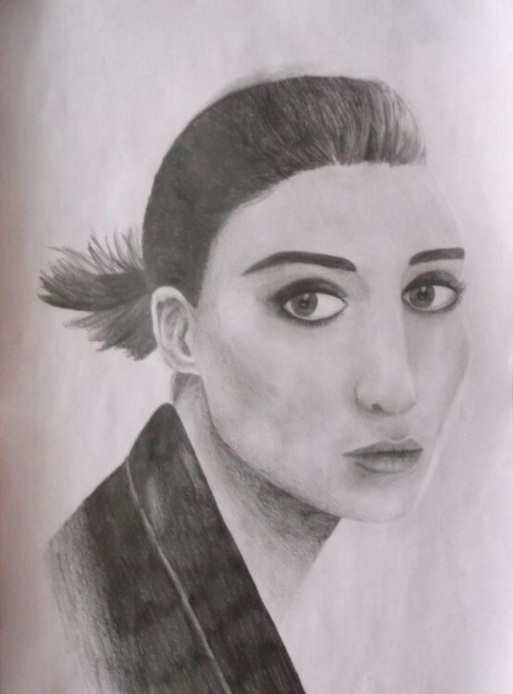 Girl 2 by ImaginativeWanderer on deviantART