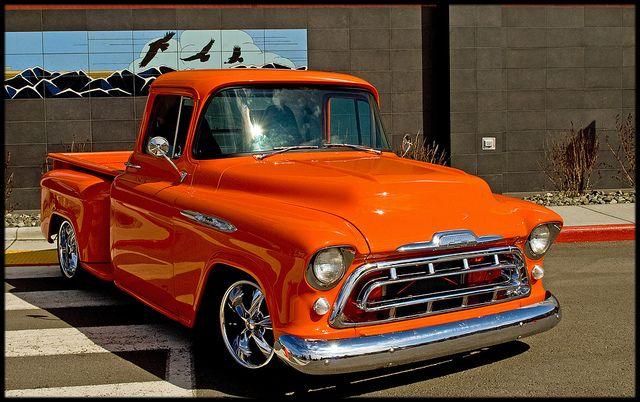 Custom Chevy Truck | Flickr - Photo Sharing