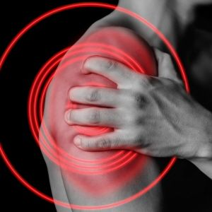 Shoulder impingement syndrome causes pain when the arm is above the head or behind the back.  Find out about the common causes, symptoms, diagnosis and treatment options for rotator cuff impingement