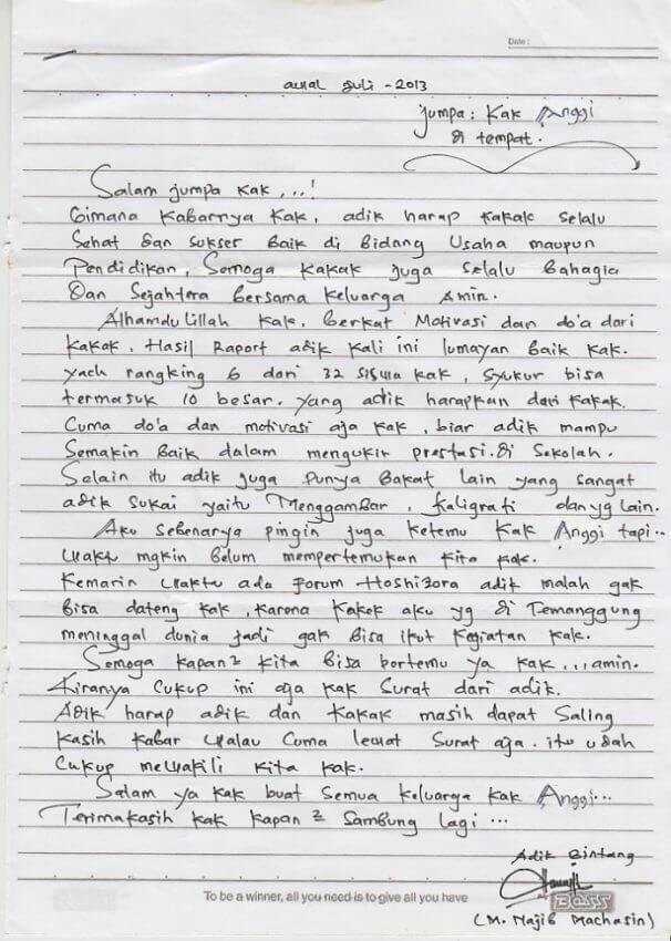 Surat Pribadi Dalam Bahasa Inggris : surat, pribadi, dalam, bahasa, inggris, Contoh, Surat, Pribadi, Dalam, Bahasa, Inggris, Content