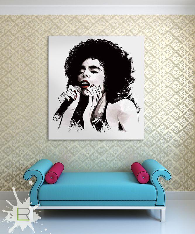 Obraz Jazz Singer