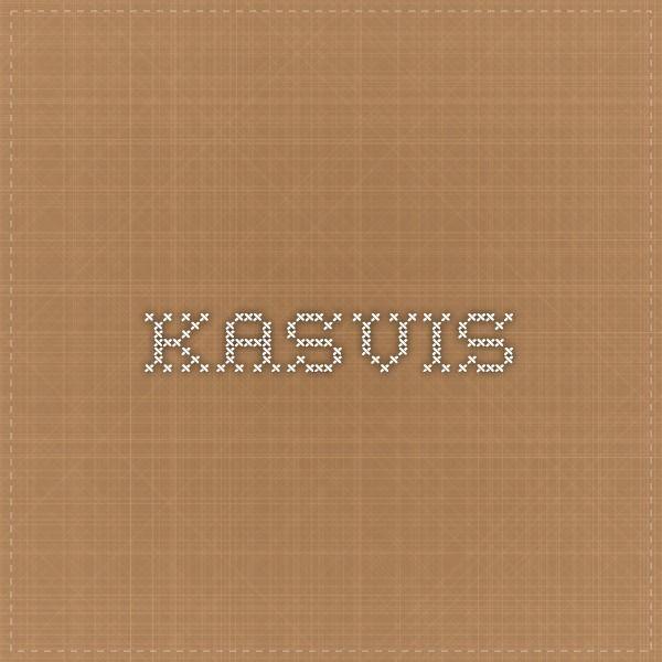 KASVIS