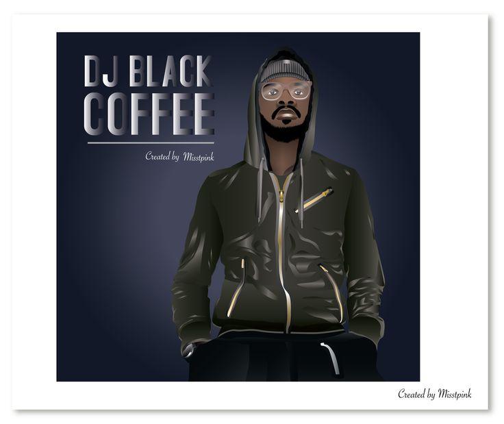 Black Coffee SA House DJ