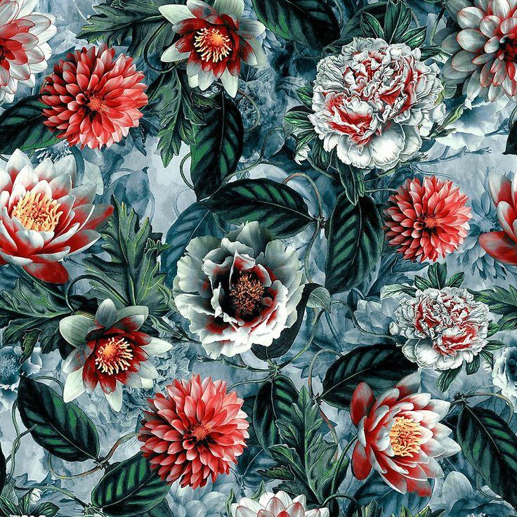 Botanica #floral #scarves
