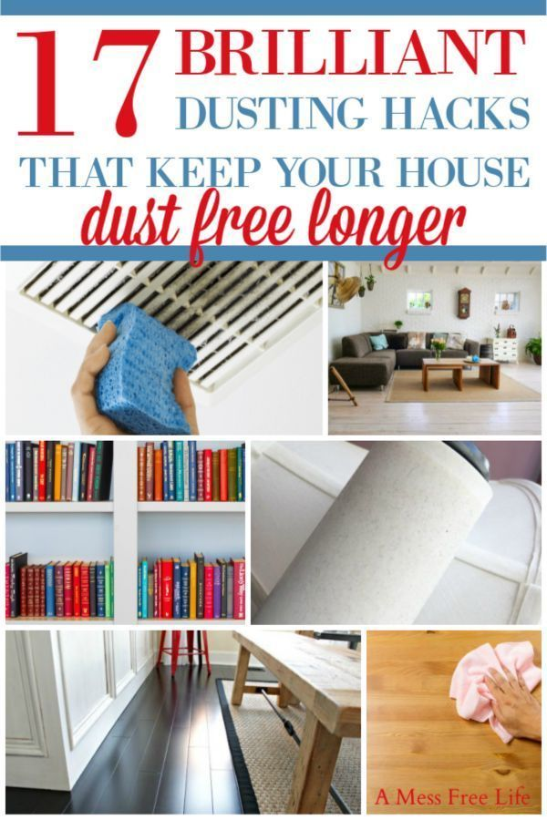 These 17 brilliant and easy dusting hacks are THE BEST! Now I have some AMAZING …