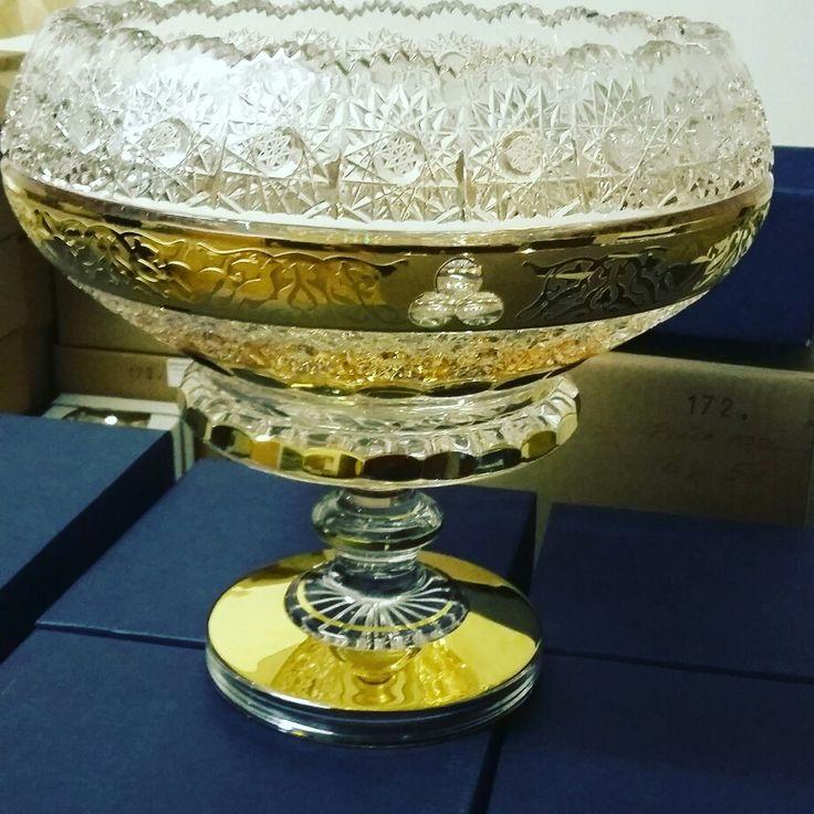 Bohemia crystal Glassluk