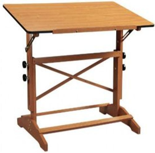 Brilliant Woodworking Plans Drafting Table  New Textile Machines Other Second