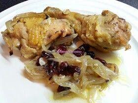 Pollo Arrosto con Mirtillo Rosso e Cipolla - Foodie in Translation