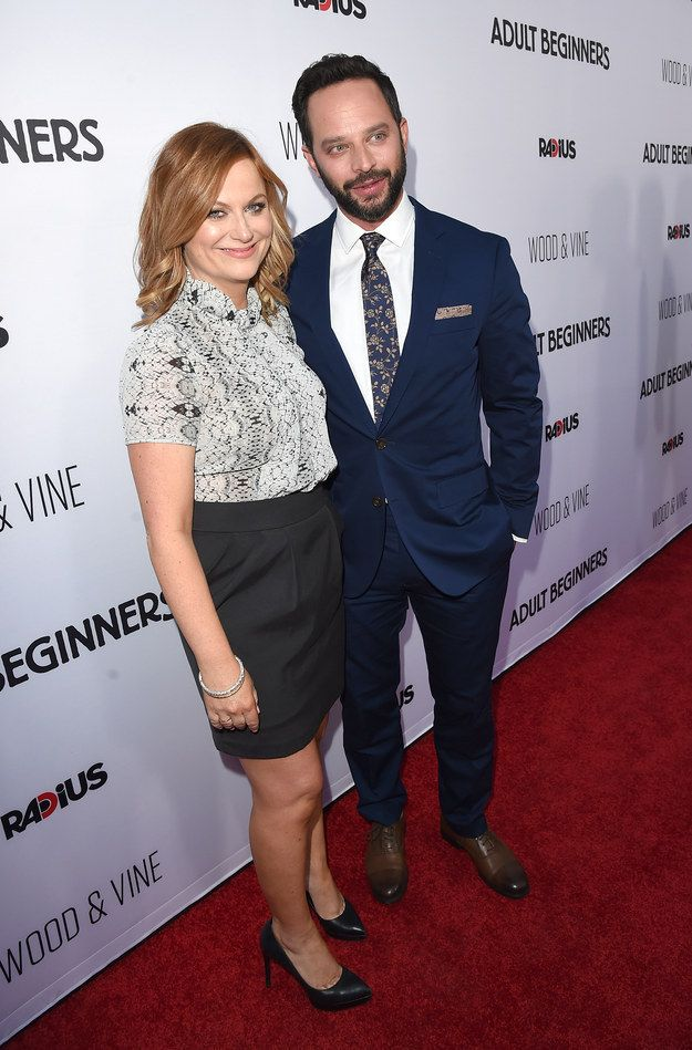 I REPEAT, AMY POEHLER AND NICK KROLL HAVE SPLIT UP! | Nick Kroll And Amy Poehler Split, Love Is Dead And My Hatred For Summer Grows