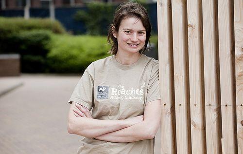 Eva Martin, 35, used a vocational qualification to change her life. After a career with the Royal Mail, she landed a role with the Staffordshire Wildlife Trust, based at the Trust's reserve on The Roaches. She has been nominated for a VQ Learner of the Year Award by Stafford College, where she studied for a BTEC Extended Diploma in Countryside Management.