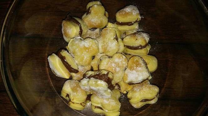 Nutellas linzer