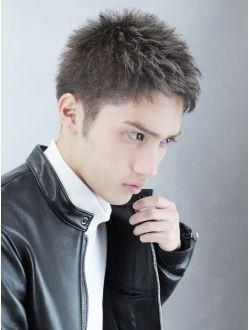 アルバム シブヤ エス(ALBUM SHIBUYA_S) イメチェンオールバック刈り上げグランジネープレス_21750