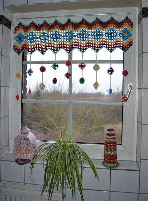 15+ best ideas about Crochet Curtains on Pinterest ...