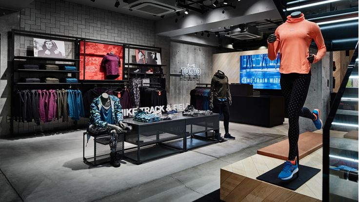 Nike Kichijoji is Nike's first running-only concept store in Japan in a neighborhood that blends art, sport and tradition.