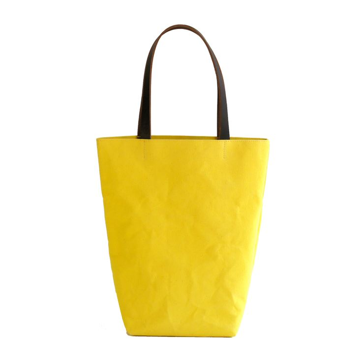 the yellow day tote - thanks for sharing rib & hull!