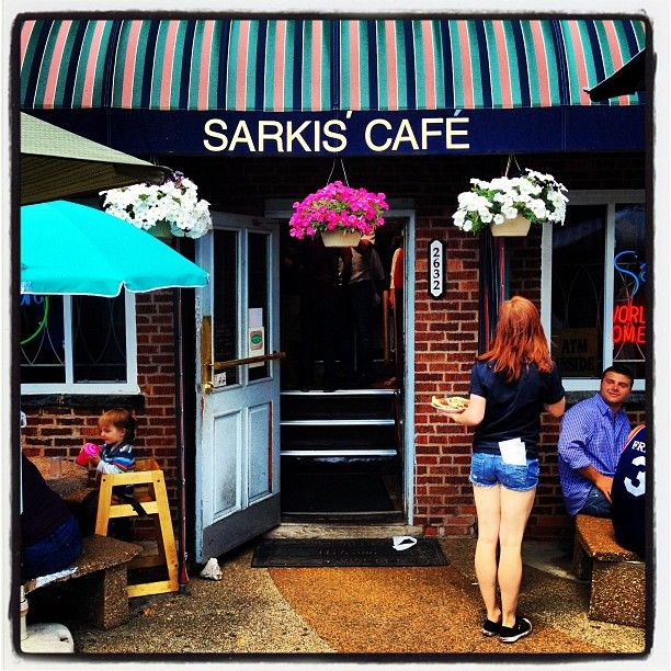 Cafe Sarkis Chicago