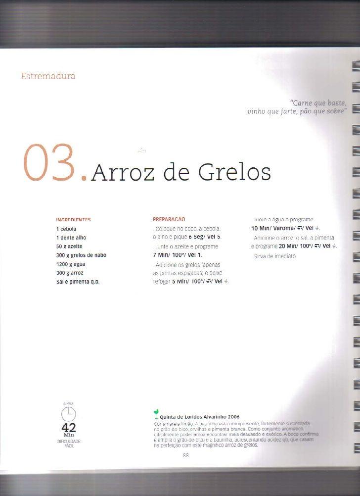 Livro bimby cozinha regional portuguesa