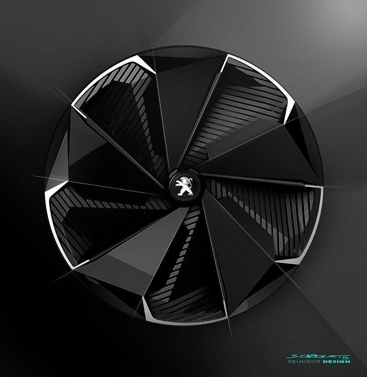 Peugeot Fractal Design Development 25